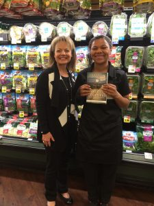 President of Ralphs with Krisha